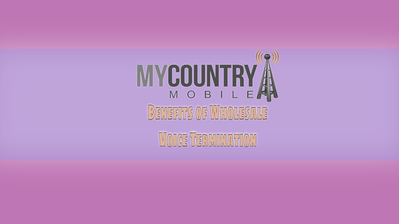 Multiple Price Benefits of Wholesale Voice Termination - My Country Mobile
