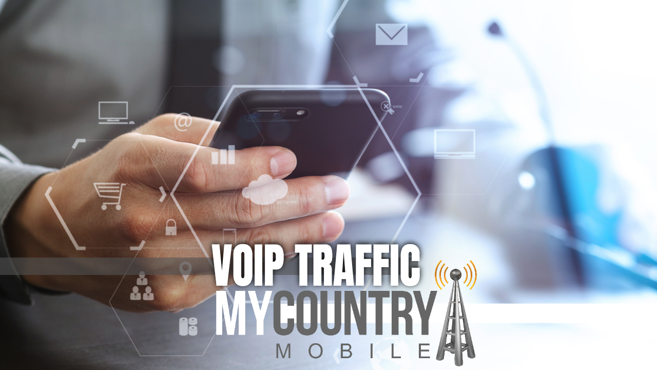 VoIP Traffic - My Country Mobile