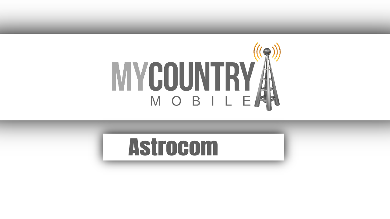 Astrocom - My Country Mobile