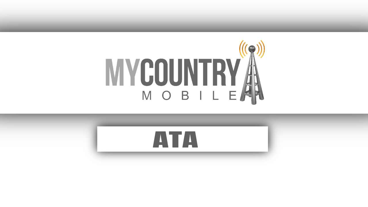 ATA - My Country Mobile