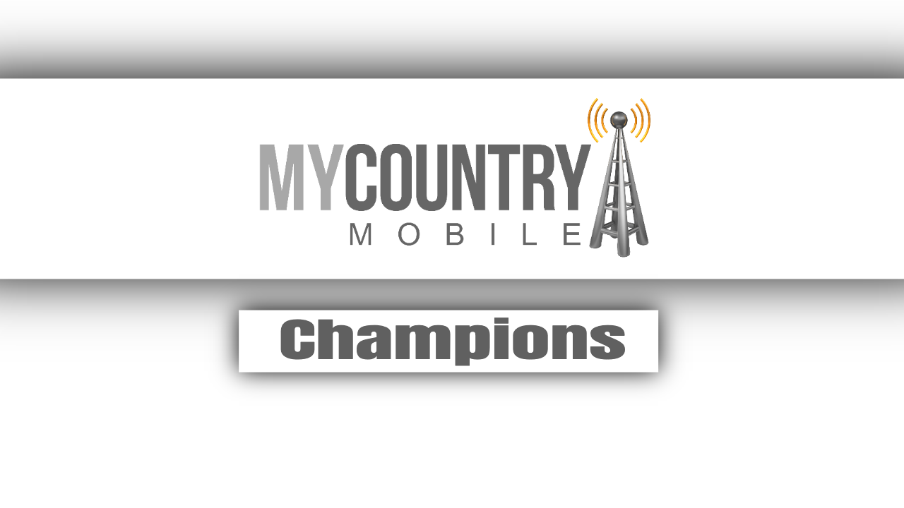 Champions - My Country Mobile