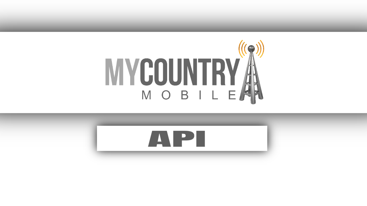 API - My Country Mobile