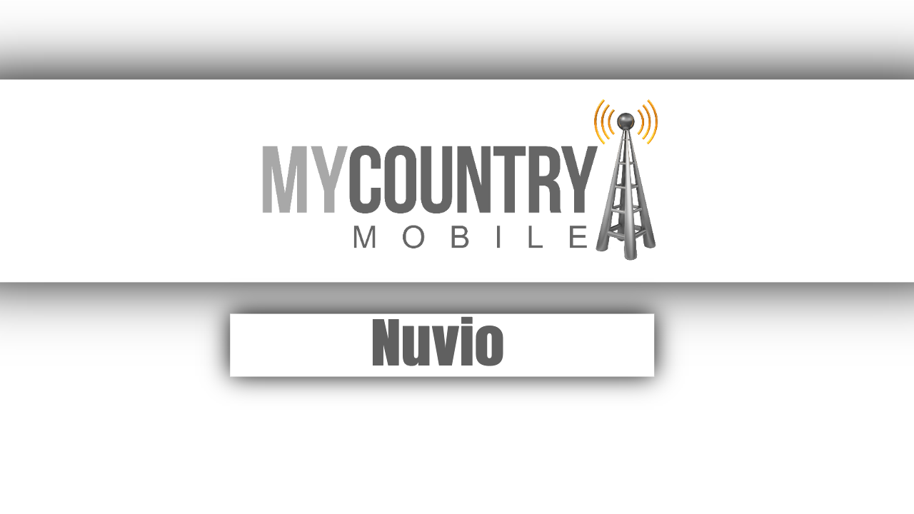 Nuvio - My Country Mobile