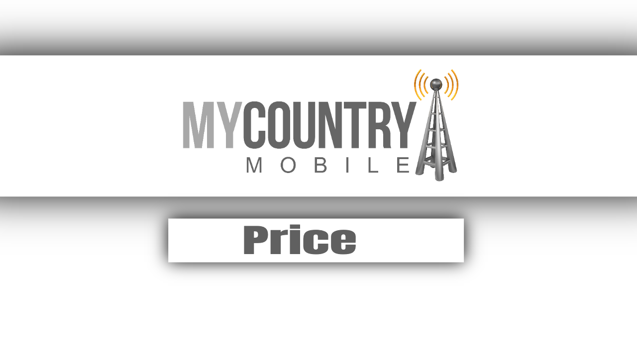 Price - My Country Mobile