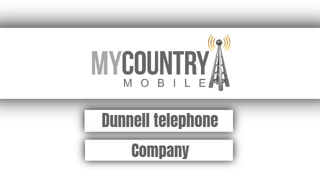 Dunnell telephone Company - My Country Mobile