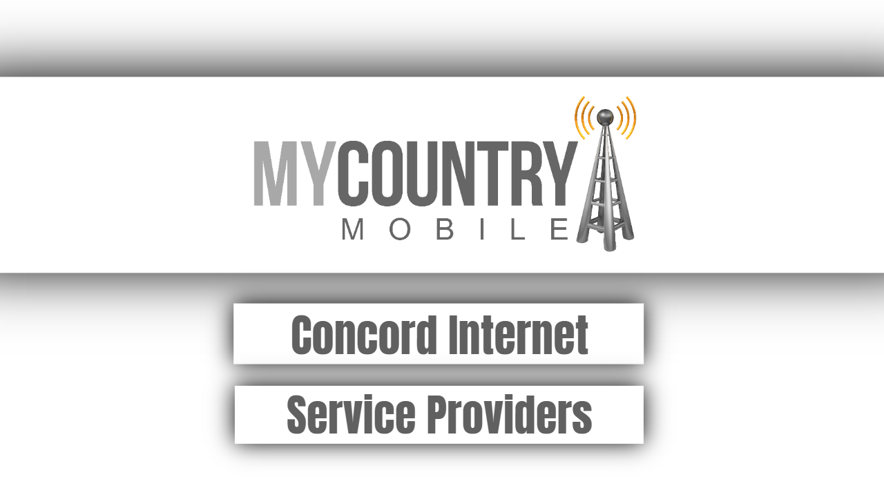 Concord Internet Service -my country mobile