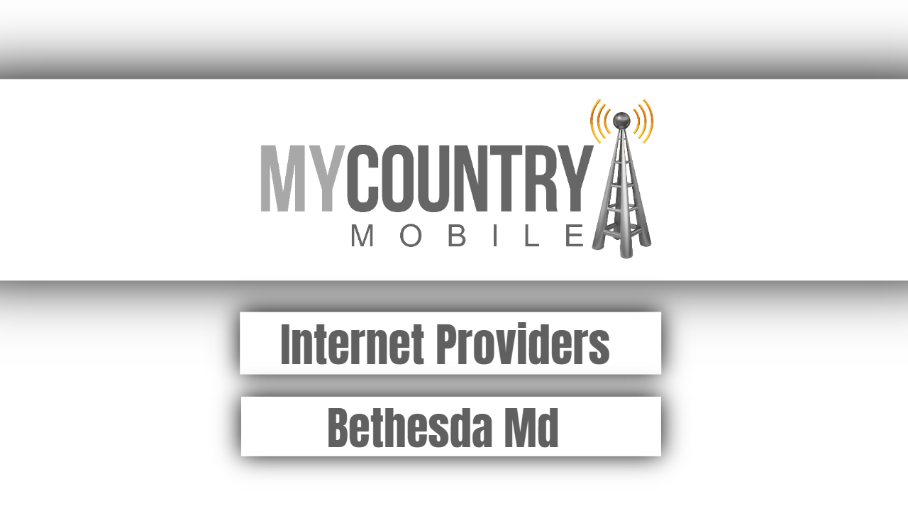 Internet Providers Bethesda Md