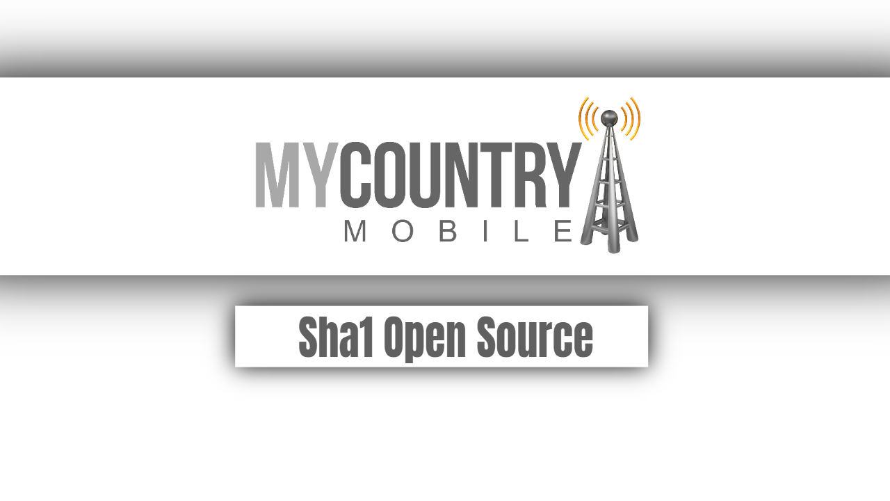 Sha1 Open Source-my country mobile