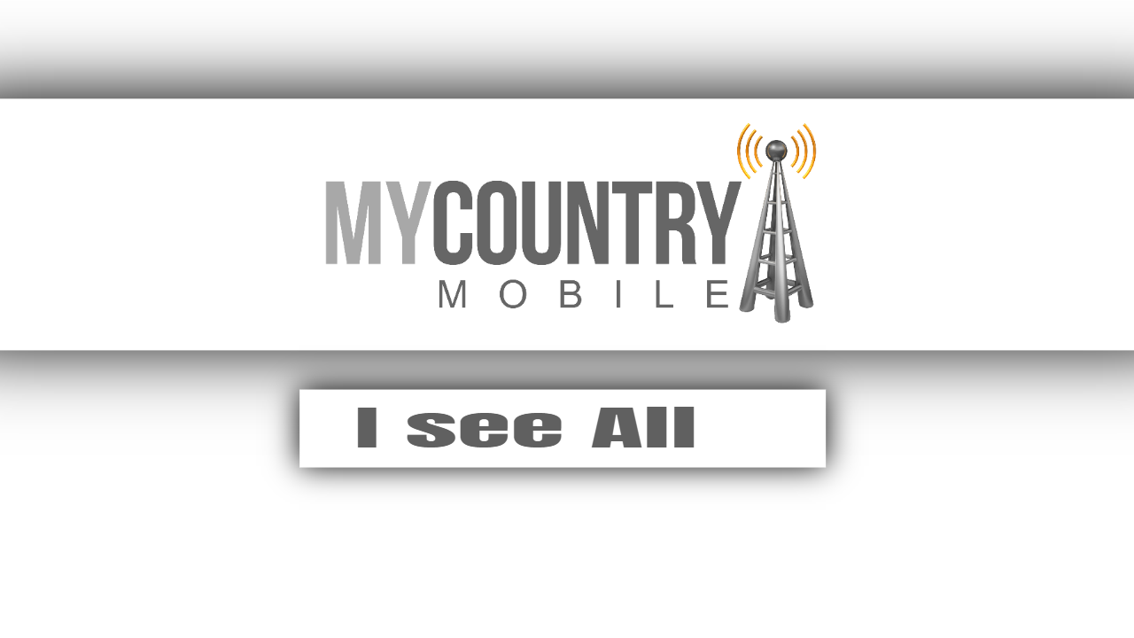 I see all-my country mobile