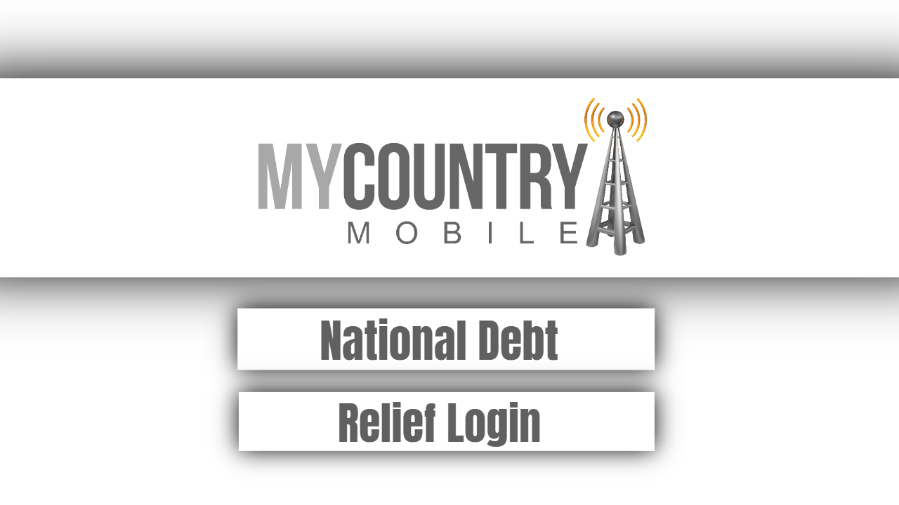 National Debt Relief Login-my country mobile