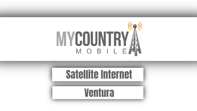 Satellite Internet Ventura-my country mobile