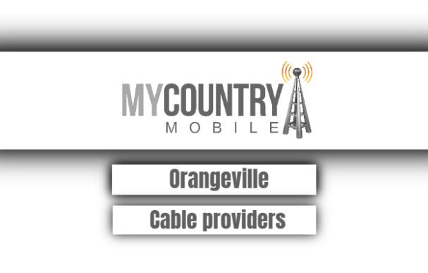 orangeville cable providers