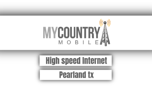 high speed internet pearland tx