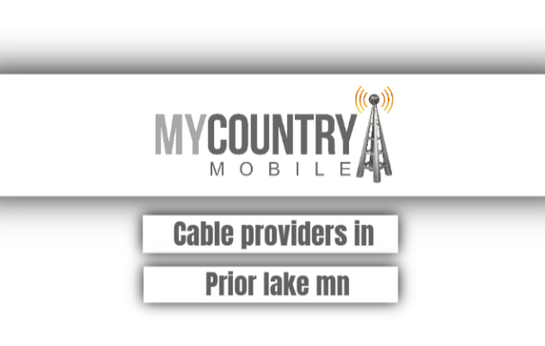 cable providers in prior lake mn