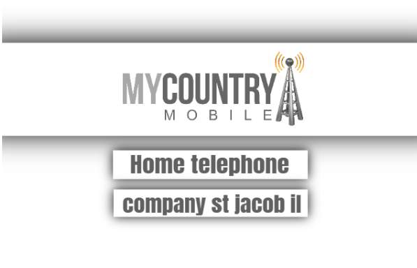 home telephone company st jacob il