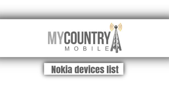 nokia devices list - My Country Mobile