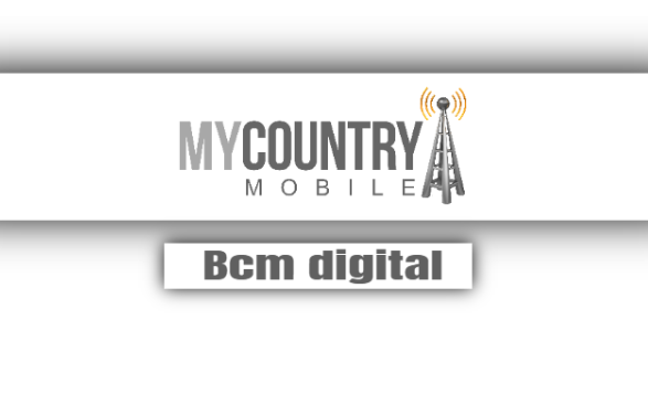 bcm digital- My Country Mobile