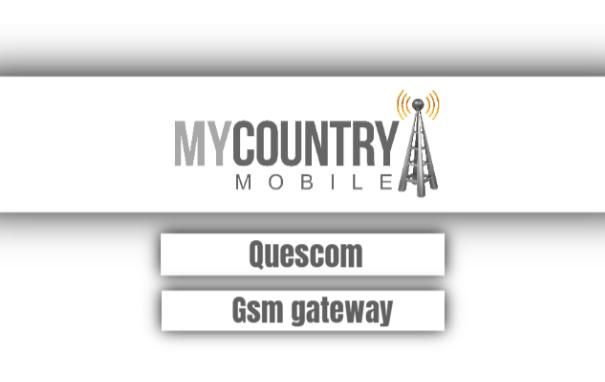 quescom gsm gateway