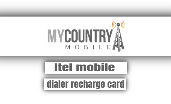 itel mobile dialer recharge card