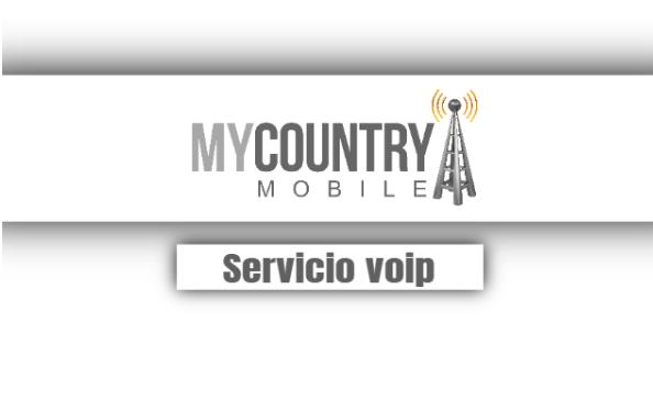 servicio voip