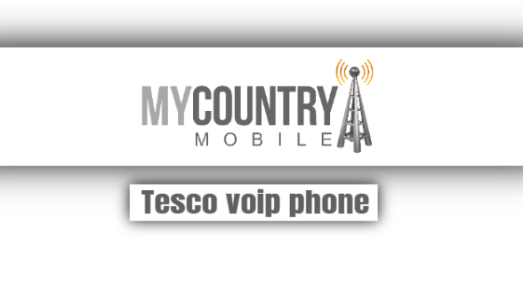 tesco voip phone