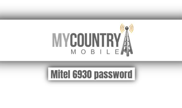 mitel 6930 password