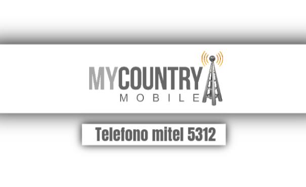 telefono mitel 5312