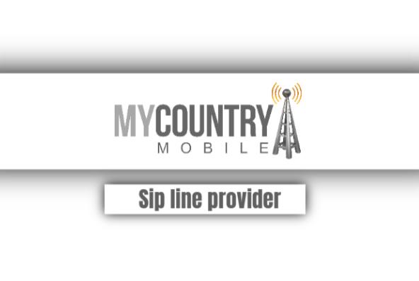 sip line provider