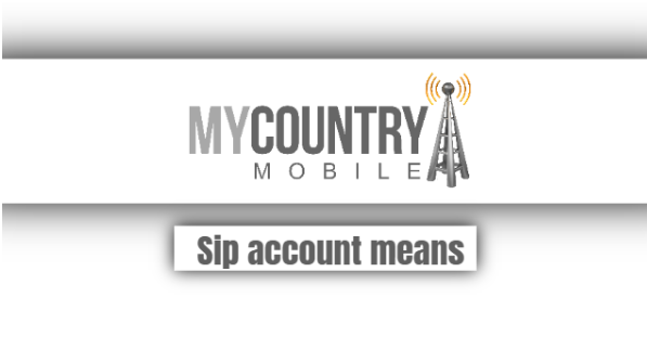 sip account means