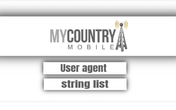 user agent string list