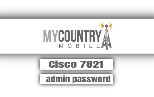 cisco 7821 admin password