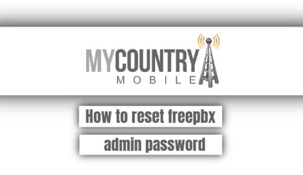 how to reset freepbx admin password