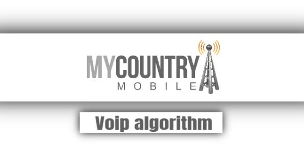 voip algorithm