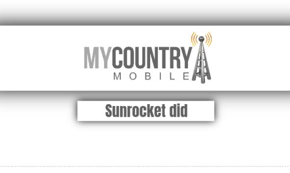 sunrocket did