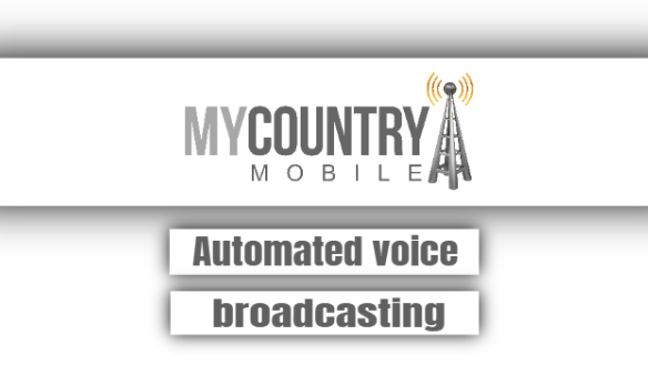 automated voice broadcasting