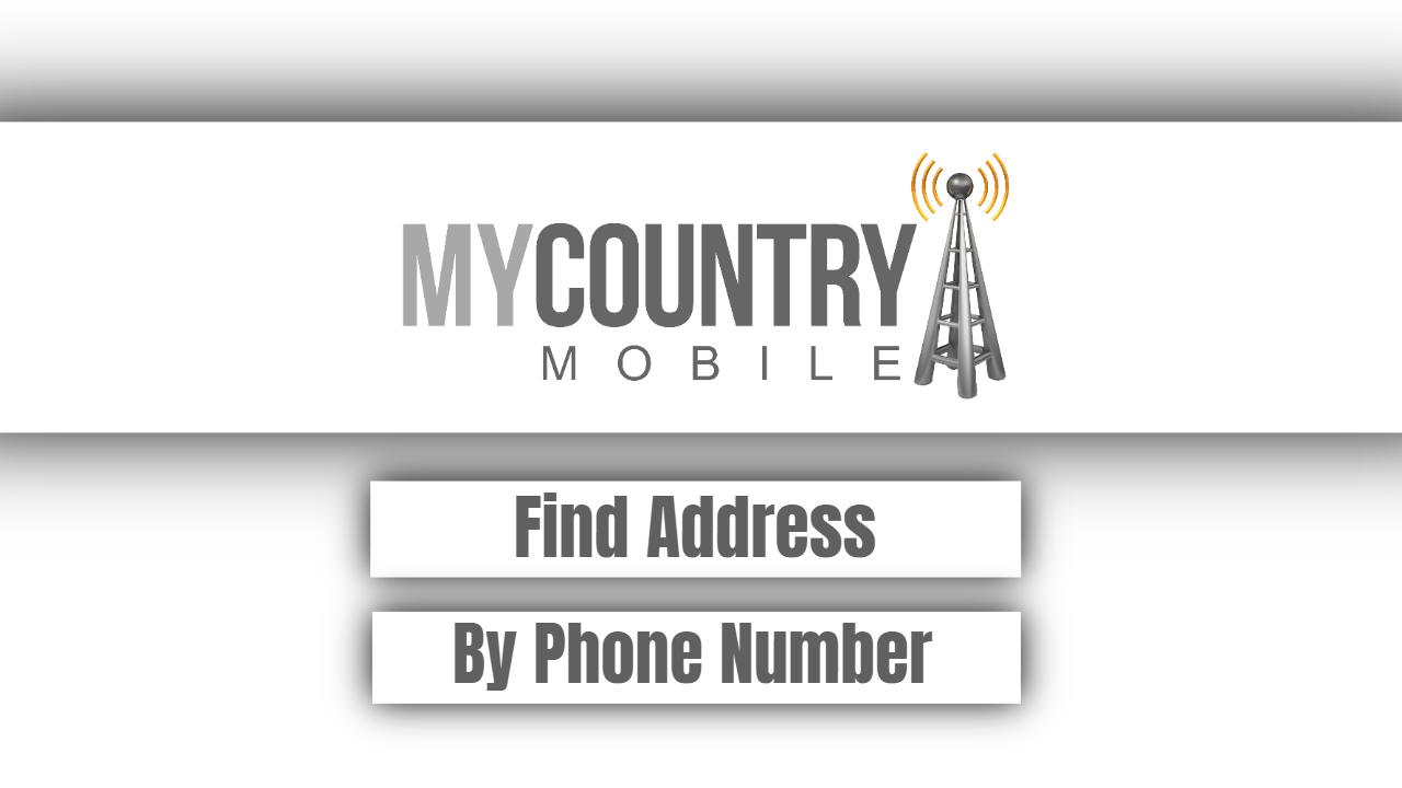 Find Address By Phone Number-my country mobile