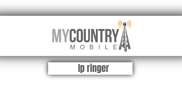 Ip ringer - My Country Mobile