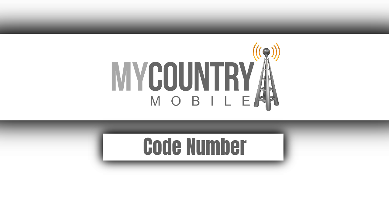 Code Number - My Country Mobile