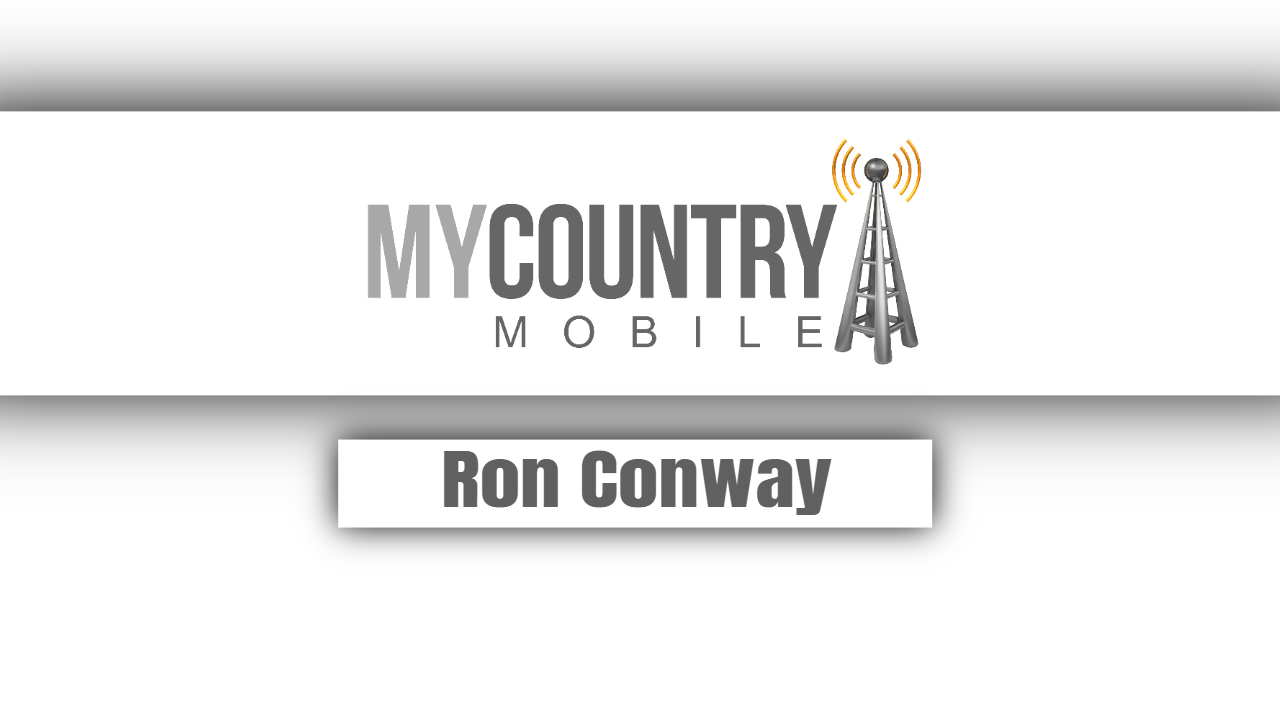Ron Conway-my country mobile