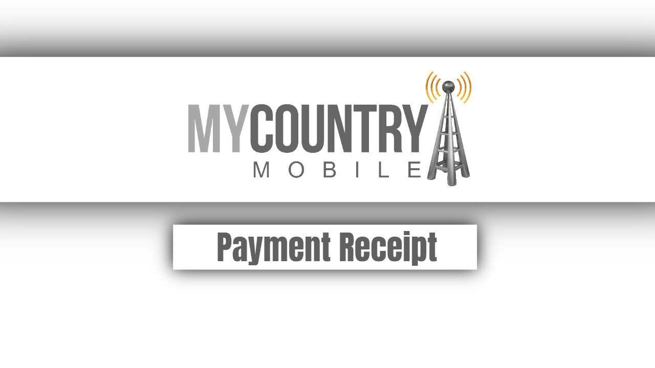Payment Receipt-my country mobile