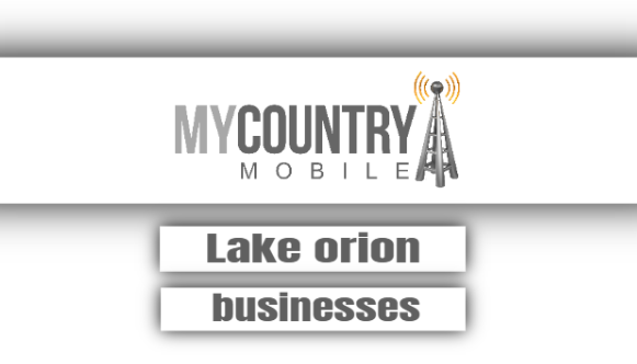 Lake Orion Businesses - My Country Mobile