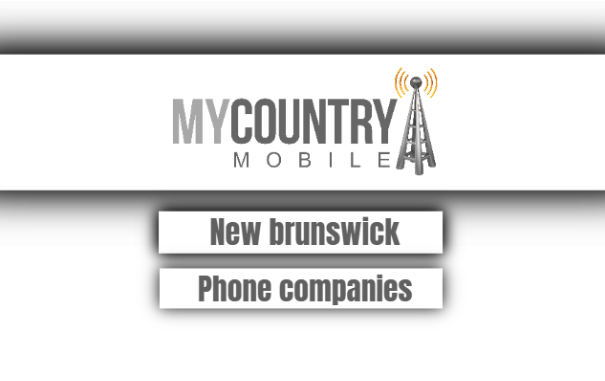 new brunswick phone companies