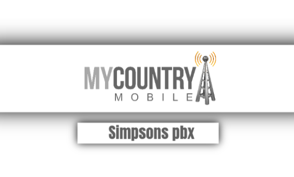 simpsons PBX - My Country Mobile