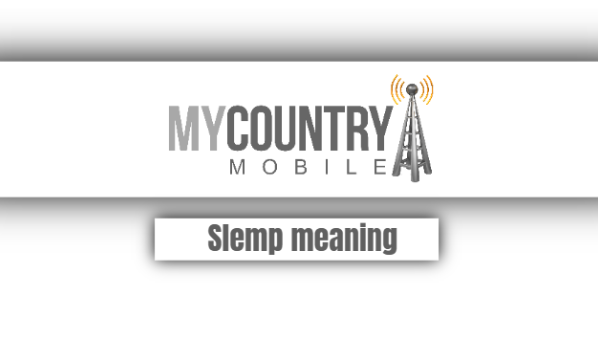 slemp meaning - My Country Mobile