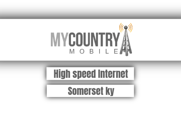 high speed internet somerset ky - My Country Mobile