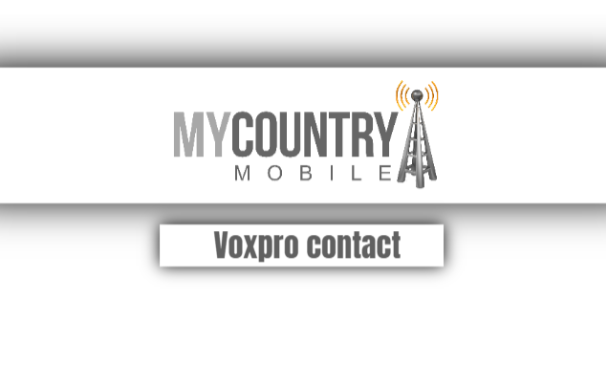 (voxpro contact)