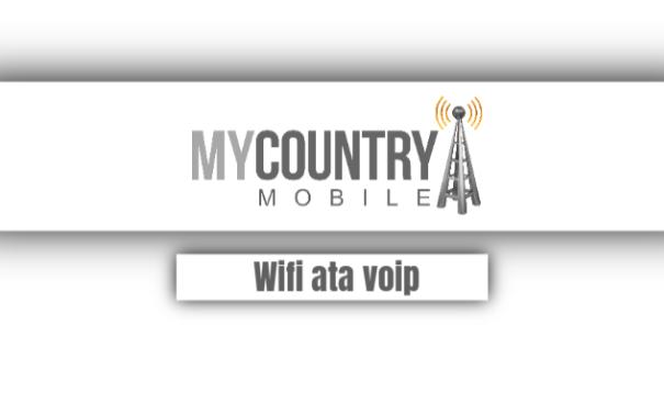 wifi ata voip