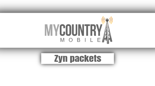 zyn packets