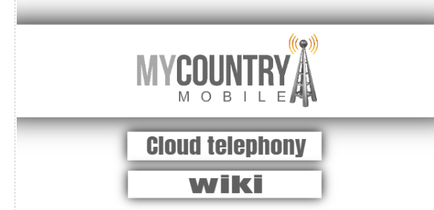cloud telephony wiki