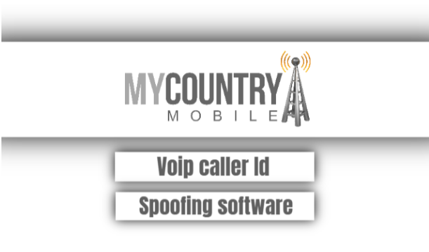 voip caller id spoofing software